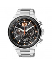 OF Collection CA4134-55E  Orologio Uomo  Acciaio Crono Citizen Eco Drive 45mm