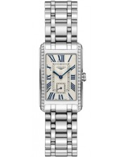 DolceVita- L55120716 -23x37 mm-Longines- Orologio Donna Diamanti Quarzo  L5.512.0.71.6