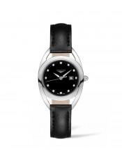 Equestrian -L61374570- 30mm- Longines -Orologio Donna Quarzo Acciaio Diamanti L6.137.4.57.0