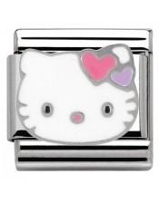 Ikons Hello Kitty Cuori Rosa-Tessera Composable Classic-Nomination-230290 04