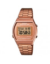Retrò Uomo-38,90x35mm-Casio Collection-Casio-Orologio Uomo/Unisex Laminato Rosa Digitale Quarzo-B640WC-5AEF