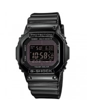 G-Shock-GW-M5610BB-1ER-Casio-Orologio Uomo Multifunzione Digitale Radiocontrollato Wave Ceptor Tough Solar-46,70x43,20mm