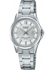 Casio Collection-29mm-Casio-Orologio Acciaio Donna Quarzo-LTS-100D-7AVEF