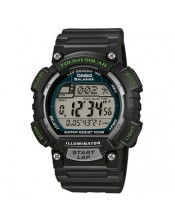 Casio Collection-51,40x45,40mm-Casio-Orologio Uomo Multifunzione Digitale Though Solar-STL-S100H-1AVEF