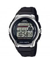 Casio Collection-Casio-Radio Controlled-WV-M60-1AER-Orologio Uomo Multifunzione Digitale Radiocontrollato Quarzo-53,40x43,70mm