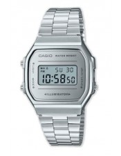 Casio Collection Retrò-A168WEM-7EF-Casio-Orologio Uomo/Unisex Digitale Quarzo-36,80x36,30mm
