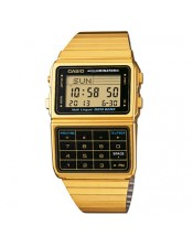 Casio Collection-Data Bank-46,50x33,10mm-Casio-Orologio Uomo Laminato Multifunzione Digitale Quarzo-DBC-611GE-1EF