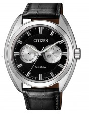 Style-OF Collection-BU4011-29E-Orologio Uomo Acciaio Citizen- Eco Drive -43,40mm