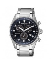 Chrono Sport OF Collection AT2390-86E  Orologio Uomo Crono Acciaio Citizen  Eco Drive 40mm