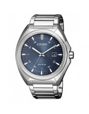 Metropolitan-OF Collection-AW1570-87L-Orologio Uomo Acciaio Citizen- Eco Drive-42mm