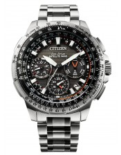 Satellite Wave GPS Promaster-CC9020-54E--Orologio Uomo Crono SuperTitanio Citizen Eco Drive-47mm
