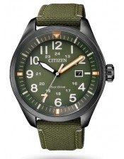 Urban-OF Collection-AW5005-21Y-Orologio Uomo Acciaio Citizen-Eco Drive- 43mm