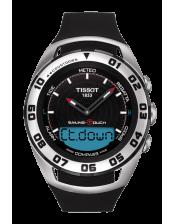 Sailing Touch/Touch Collection-45mm-Tissot-Orologio Uomo Multifunzione Acciaio-T056.420.27.051.01-T0564202705101
