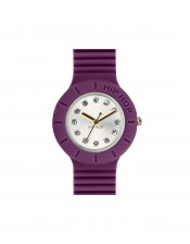 Go Glam Grape Wine- HWU0824-Hip Hop -Orologio Donna/Bambino Silicone Quarzo-32mm
