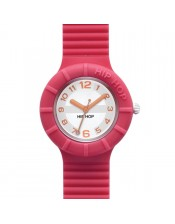 Glossy- HWU0167-Hip Hop Numbers-Orologio Donna/Bambino Silicone Quarzo -32mm