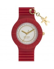 Piercing Tango Red Gingebread Man- HWU0825-Hip Hop -Orologio Donna/Bambino Silicone Quarzo-32mm